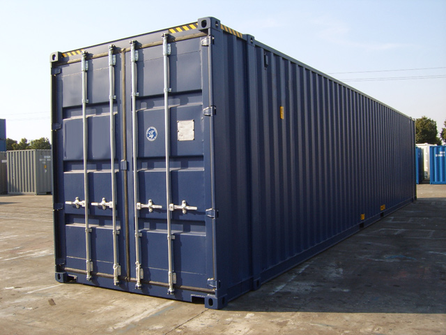 Storage container for house move in Dereham