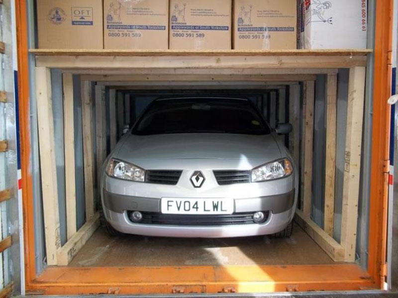 Storage in Dereham, Norfolk