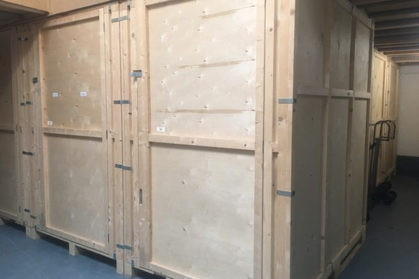 Removals Norwich Storage