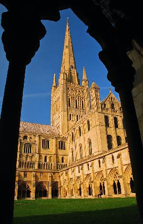 Norwich Cathedral Well
